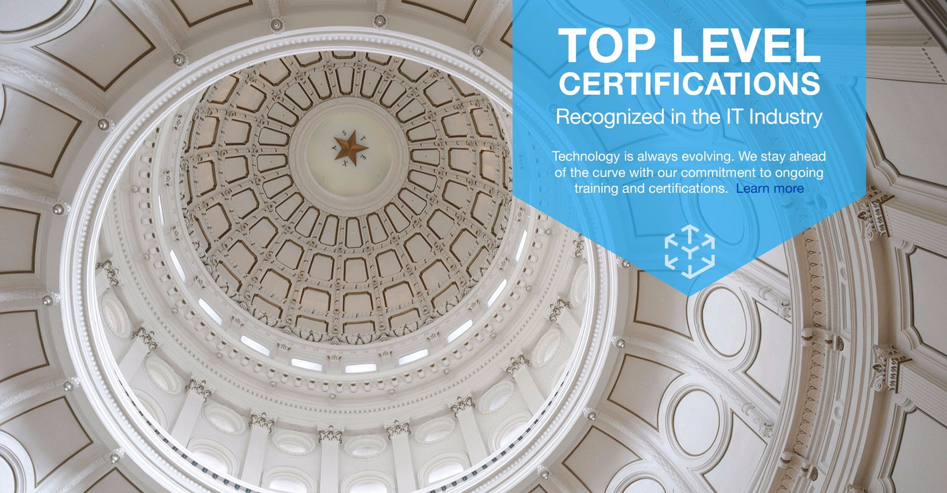 certified IT company