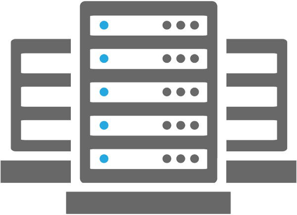 Data Center Infrastructure icon