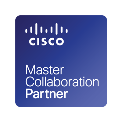 Cisco Master Collaboration Partner Logo