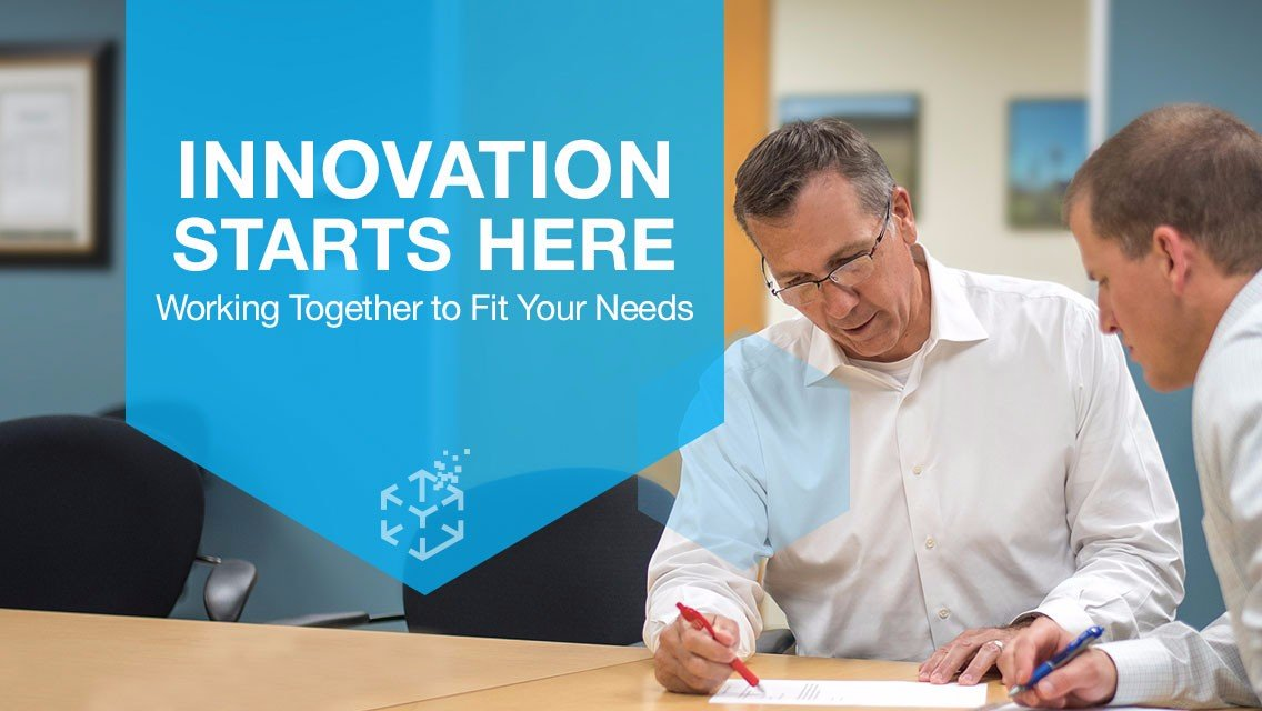 Innovation Starts Here: Computer Solutions Consulting on a Design