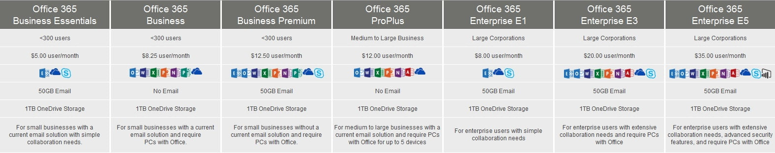 Microsoft Office 365 Plan Review Computer Solutions