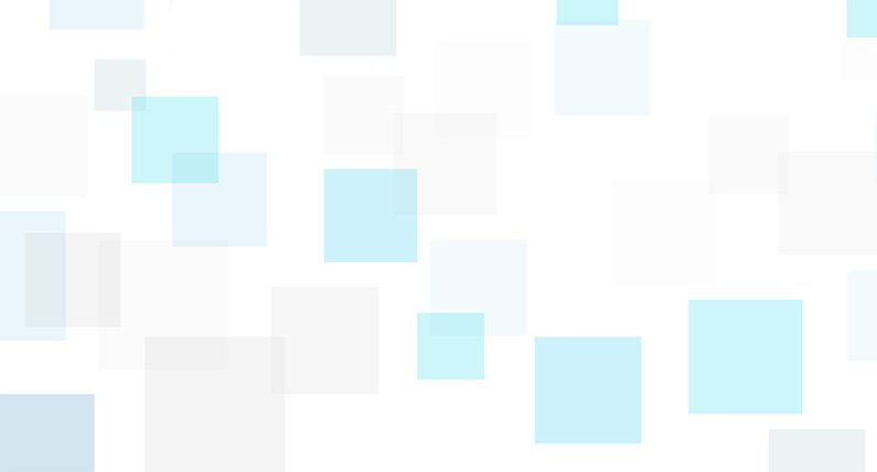 squares floating background