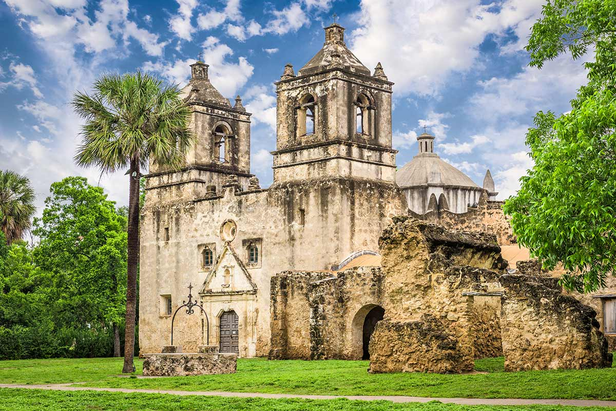 IoT solutions for San Antonio Missions National Historic Park