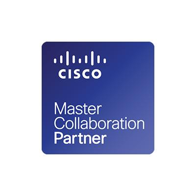 Cisco Master Collaboration Partner Logo Computer Solutions