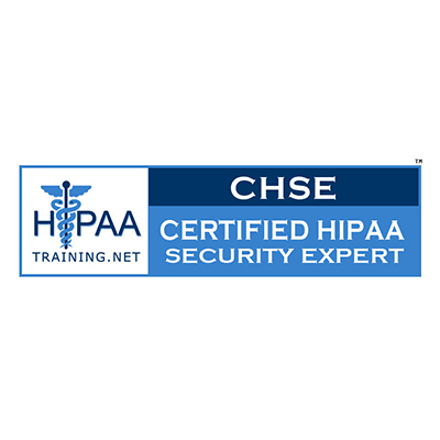 Certified HIPPA Security Expert