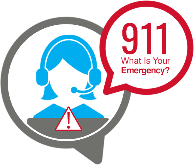 stay compliant with 911 alerts