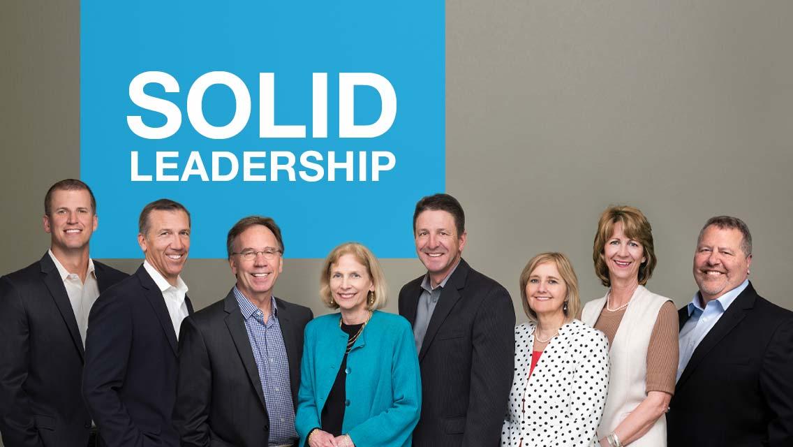 Computer Solutions Leadership Team